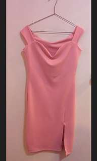 Blush Pink Formal Dress                                           *for wedding events                                                       *graduation                                                                                 *special occasions