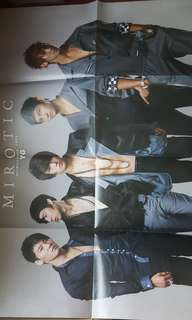 TVXQ Poster