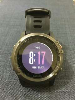 Jam Garmin fenix 3 original branded