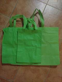 Grocery Bags Set of 3