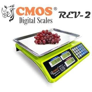 Timbangan buah dan sayur / Timbangan buah max 30kg CMOS