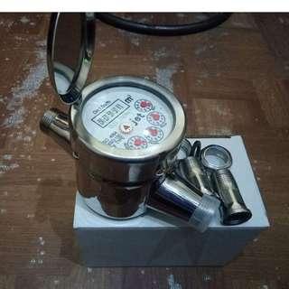Stainless Steel Water Meter