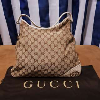 Gucci Hobo Bag preloved