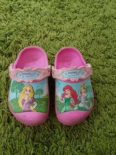 Baby Girl Shoes Disney princess crocs