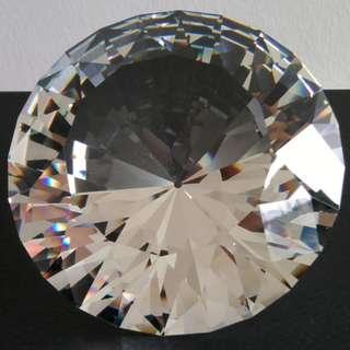 115 Swarovski Crystal - Chaton (Large) - Big Diamond