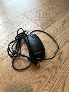 [全新低放] 有線滑鼠 🖱️ wire mouse computer Lenovo