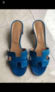 Hermes Oasis sandals 36.5
