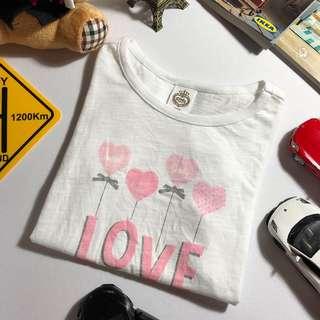 Girl White Shirt [ 3-4yr ]