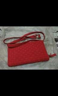 Branded Bag/ Cluth