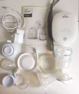 Philips Avent Single Electric Breast Pump (SCF301/03)