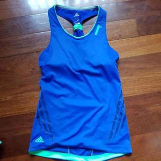 Adidas Climalite Top with crop