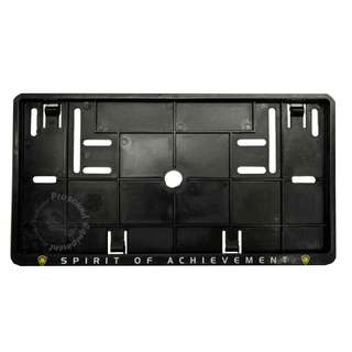 PROTON SPIRIT REAR NUMBER PLATE CASING (BLACK)