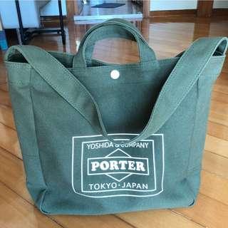 Porter 95% New
