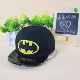Kids Batman Cap