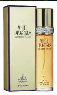 White Diamonds by Elizabeth Taylor Eau de Toilette Spray 100mL