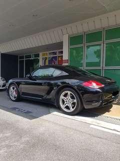 Porsche Cayman 2.9 Auto PDK