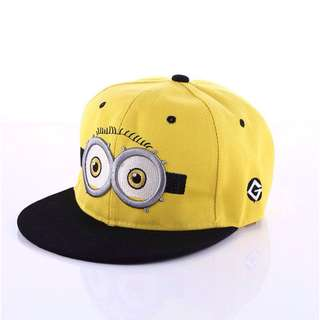 Kids Minion Cap