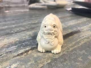 猛犸象牙貔貅- Mammoth Ivory PiXiu