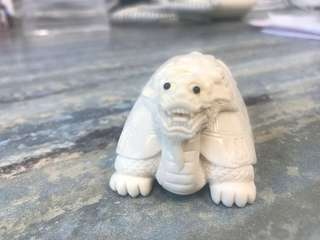 猛犸象牙龙龟 - Mammoth Ivory Long Gui