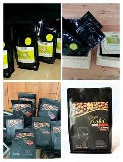 Kopi Gayo Aceh Bean/Bubuk