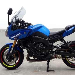 Yamaha FZ-8S