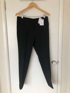 Céline Straight Black Dress/Work Pants (40)
