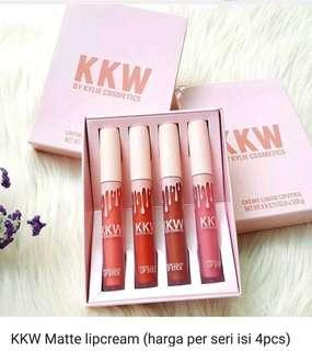 Lipstik kylie kkw 4 in 1