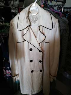 Forever new trench coat sz10