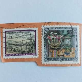 Austria Stamps.