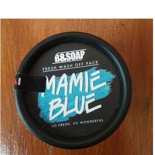 B&SOAP Mamie Blue Fresh Wash-off Pack