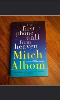 Mitch Albom: The First Phone Call from Heaven