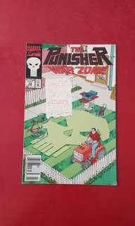 Marvel Comic -The Punisher War Zone