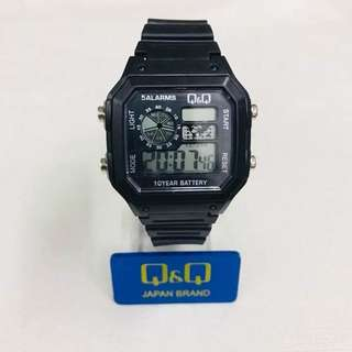 JUN 18 QQ DIGITAL WATCH (JW)