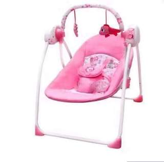 Babies Portable Rocker with timer and music