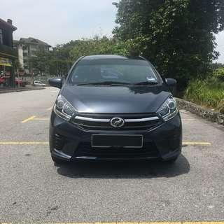 Perodua Axia 1.0 (A) for Rent Daily / Weekly / Monthly / Grab / Mycar
