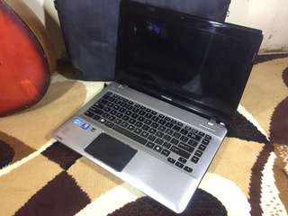 Toshiba Core i5 Ram 4GB Normal semua
