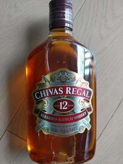 CHIVAS REGAL 12 years Scotch Whiskey