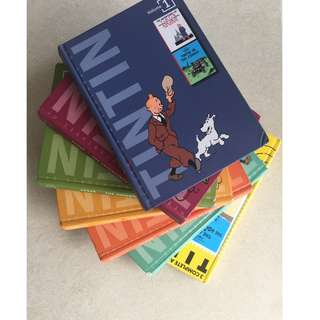 Tin Tin Classics ( 7 books )