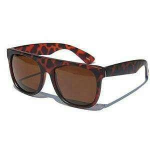 Leopard Stylist Sunglasses
