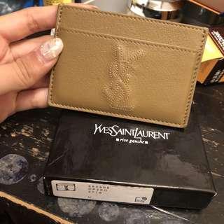 YSL vintage style cardholder 可換Chanel