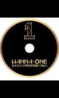 Wannaone CD