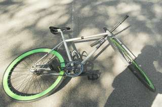 All City big block full bike(read desc)