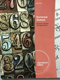 🚚 Numerical Analysis 數值分析
