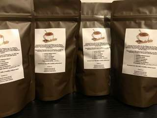 Native Coffee (Blend: Mocha and Double Chocolate)