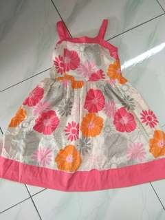 Dress anak bunga2