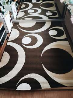 JUAL MURAH! Karpet Coklat- Brown Rug/Carpet 230x165