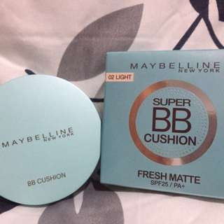 BB cushion Maybelline Fresh Matte