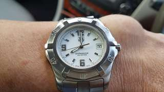 Tag Heuer Exclusive WN1111 QUARTZ 38mm
