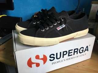 SUPERGA (BLACK)