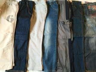 Boys pants (9-10yo)